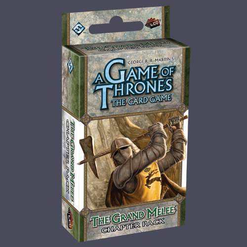 A Game Of Thrones LCG: The Grand Melee Chapter Pack by Fantasy Flight Games
