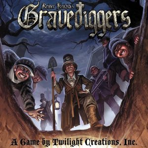 Reiner Knizia's Gravediggers by Twilight Creations, Inc.