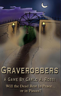 Grave Robbers (Graverobbers) by JOLLY ROGER GAMES