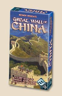 The Great Wall Of China by Fantasy Flight Games