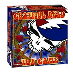 Grateful Dead the Game by University Games