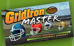 GridIron Master (American Version) by PHI Sports Games