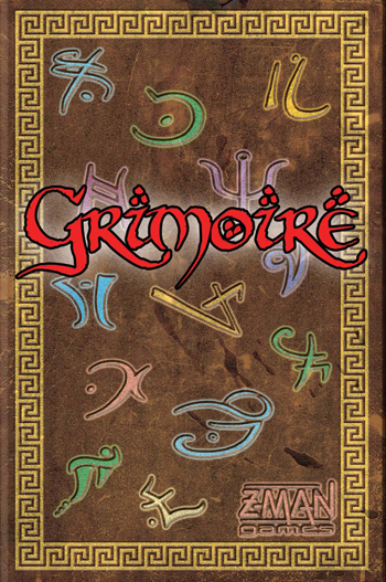 Grimoire by Z-Man Games, Inc.