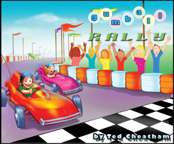 Gumball Rally by Z-Man Games, Inc.
