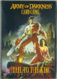 Army Of Darkness Card Game : Hail to the King by Eden Studios