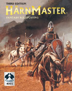 HarnMaster Third Edition by Columbia Games