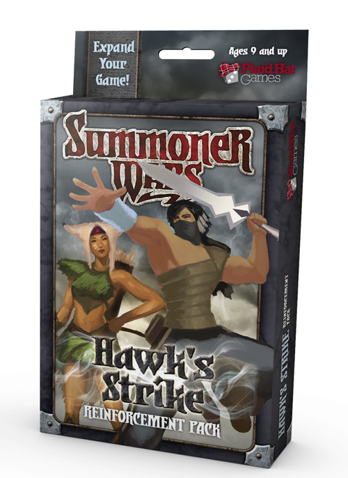 Summoner Wars: Reinforcement Packs Hawk's Strike by Plaid Hat Games