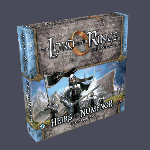 The Lord of the Rings: Heirs of Numenor Expansion by Fantasy Flight Games