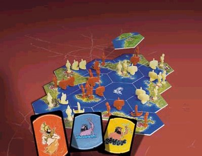 Hellas by Rio Grande Games