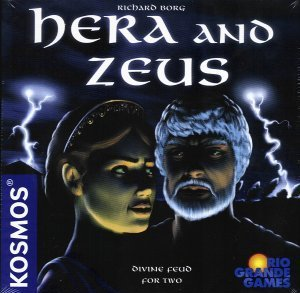 Hera and Zeus by Rio Grande Games