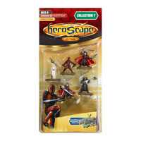 Heroscape Expansion Set - Heroes of Elswin (Fields of Valor) - Wave 7 by Hasbro
