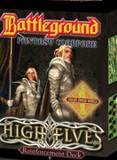 BFW High Elves Reinforcements (Battleground Fantasy Warfare) by Your Move Games