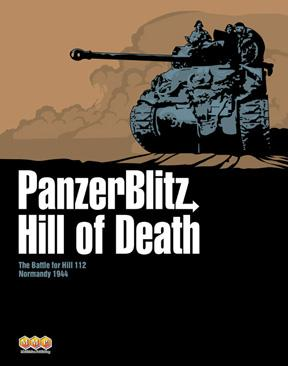 Panzerblitz: Hill of Death by Multi-Man Publishing