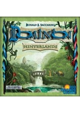 Dominion: Hinterlands Expansion by Rio Grande Games