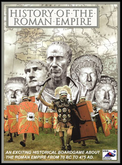 History of the Roman Empire by GMT Games