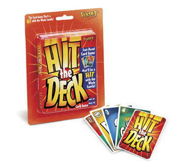 Hit The Deck Card Game by Fundex Games