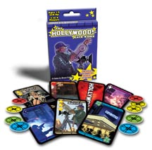 The Hollywood Card Game by Fantasy Flight Games