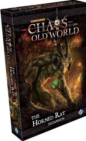 Chaos In The Old World: The Horned Rat Expansion by Fantasy Flight Games
