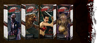 HorrorClix: The Lab Booster Pack by WizKids, LLC