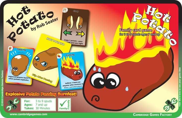 Hot Potato by Cambridge Games