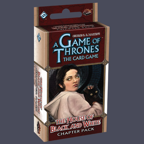 A Game of Thrones LCG: House of Black and White Chapter Pack by Fantasy Flight Games