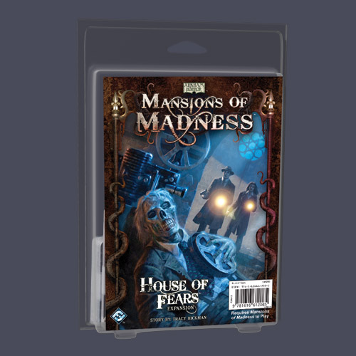 Mansions Of Madness: House Of Fears Expansion by Fantasy Flight Games