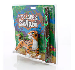 Hide & Seek Safari: Tiger by R & R Games, Inc.