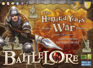 Battlelore: Hundred Years' War Pack by Days of Wonder, Inc.
