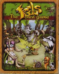 Igels - The Card Game by Pegasus Press