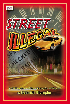 Street Illegal (Fette Autos) by Z-Man Games, Inc.
