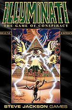 Illuminati Deluxe by Steve Jackson Games