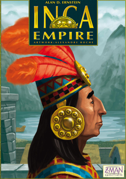 Inca Empire by Z-Man Games, Inc.