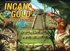 Incan Gold by FRED Distribution / Gryphon Games