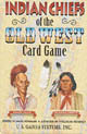 Indian Chiefs of the Old West Game & Playing Cards by US Games Systems, Inc
