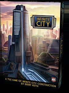 Infinite City by Alderac Entertainment Group