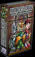 Numbers League: Infinity Level Expansion by Bent Castle Workshops