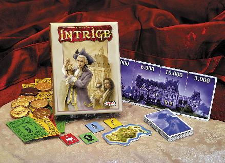 Intrige (German Edition) by Amigo Spiel