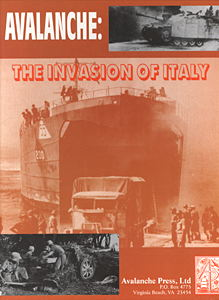 Invasion of Italy by Avalanche Press