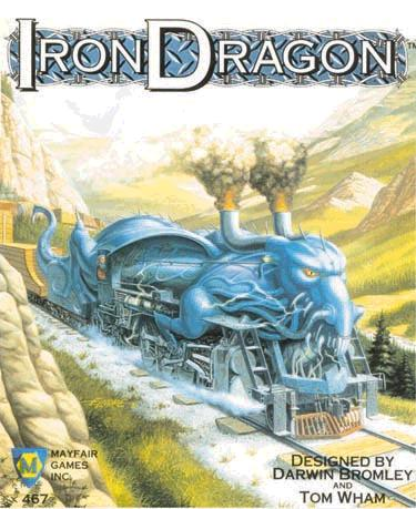 Iron Dragon by Mayfair Games