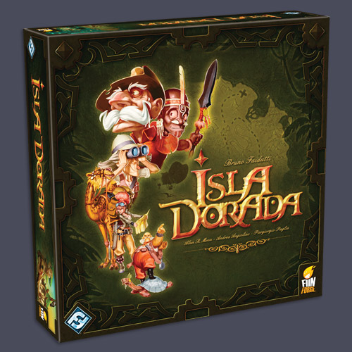 Isla Dorada by Fantasy Flight Games