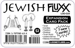 Jewish Fluxx Booster by Looney Labs