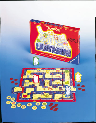 Junior Labyrinth by Ravensburger