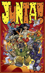 Junta (3rd Edition) by West End Games