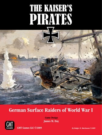 The Kaiser's Pirates by GMT Games