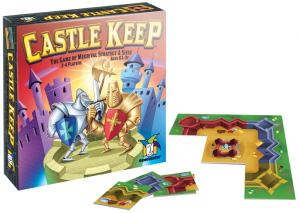 Castle Keep by Gamewright