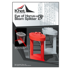 Khet - Eye of Horus Beam Splitter by Innovention Toys LLC