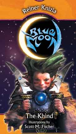 Blue Moon: Khind Expansion by Fantasy Flight Games