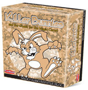 Killer Bunnies: Wacky Khaki Booster Expansion by Playroom Entertainment