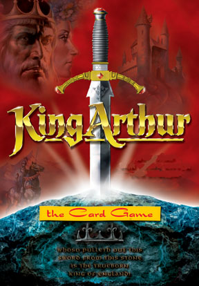 King Arthur Card Game by Rio Grande Games / Ravensburger