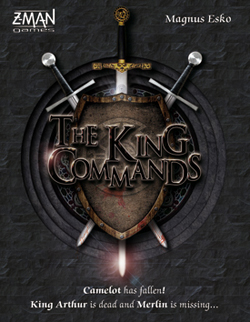 The King Commands by Z-Man Games, Inc.